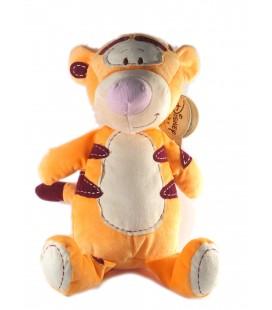 Doudou Peluche Tigrou orange Bordeaux 38 cm Disney Baby NEUF ETIQU