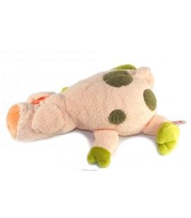 Doudou Peluche Cochon rose NICI 30 cm