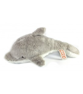 Plush toy Dolphin gray NICI 20 cm