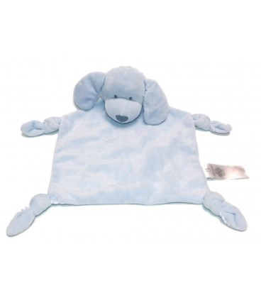 Doudou plat Couverture Lapin rose Early Days I Love Hugs 42 cm