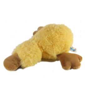 Doudou Peluche Canard jaune NICI 24 cm