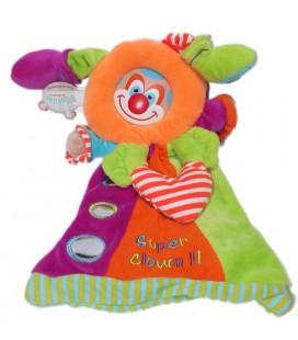 Doudou et Compagnie - Super Clown Les Bouilles de doudou