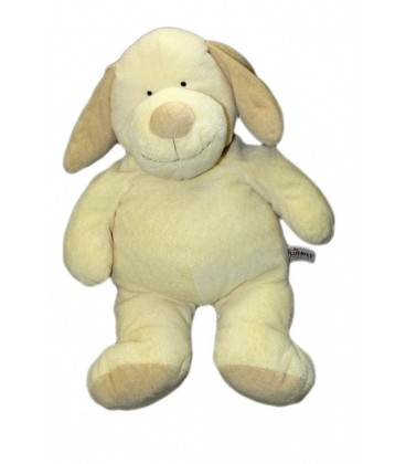 Doudou peluche CHIEN THE PLUSHIES Collection by Lombok Nicotoy - 45 cm