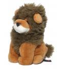 Peluche doudou Lion marron Trudi 22 cm