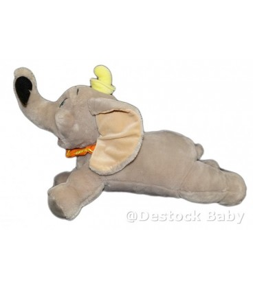 grande peluche xxl 75 cm dumbo l 39 elephant volant disney. Black Bedroom Furniture Sets. Home Design Ideas