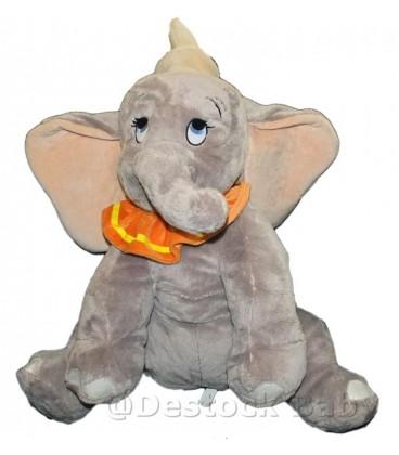 GRANDE PELUCHE XXL H 65 CM - DUMBO L'ELEPHANT VOLANT - DISNEY NICOTOY