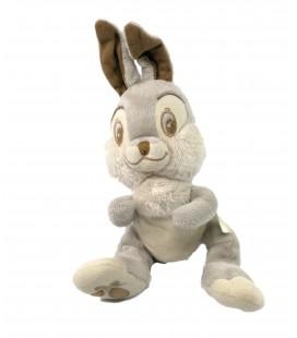 Doudou Panpan marron gris papier bruyant oreilles 20 cm Disney Nicotoy 587/8449