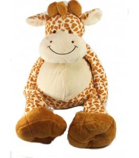 Peluche Girafe marron 45 cm Gipsy54082-140408