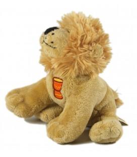 Doudou peluche Lion marron Les Savanous 16 cm Gipsy