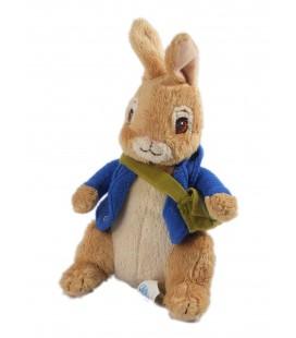 Doudou peluche Lapin beige Peter Rabbit 23 cm