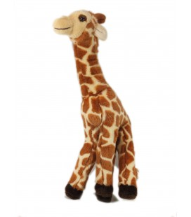 Peluche Girafe marron Animal Alley Toys'r us 50 cm