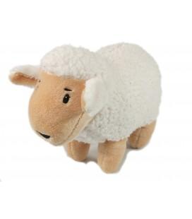 Peluche mouton blanc Le Petit Prince Anima 22 cm
