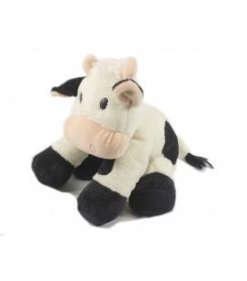 Peluche doudou Vache blanche 22 cm Animal Alley Toys'r us