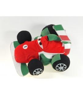 Peluche voiture de course Francesco Bernoulli Cars 22 cm DISNEY Nicotoy