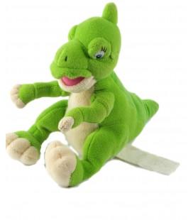 Peluche doudou Le Petit Dinosaure 16 cm