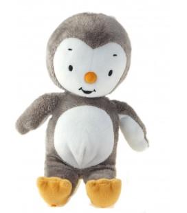 Doudou peluche T'choupi déguisé en Pinguoin 22 cm Jemini 2014