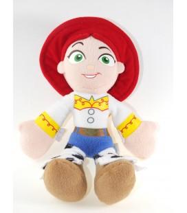 Peluche Doudou Jessie TOY STORY Cow Boy Girl 25 cm Disney Pixar Nicotoy