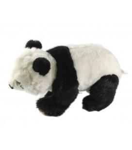 Doudou peluche Panda Nature et Découvertes 28 cm