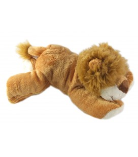 Doudou peluche Lion Nature Planet 22 cm