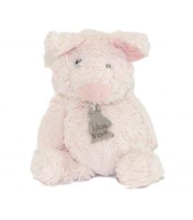 Histoire D'ours - Doudou Cochon 24 cm