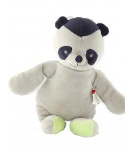 Marèse - Doudou panda gris 28 cm