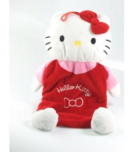 Peluche doudou avec Bouillotte Hello Kitty 40 cm Sanrio Sanodiane