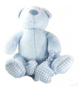 Doudou Peluche ours musical 25 cm Jelly Kitten Jellycat