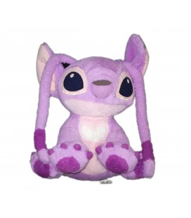 Doudou peluche Angel LILO ET STITCH 25 cm Disneyland Resort Paris