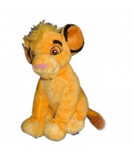 Peluche Doudou Roi Lion Simba Nala 18 Cm Disney Store Disneyland Paris