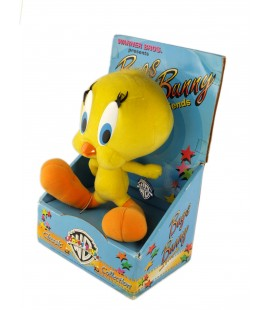 Collector Neuf dans sa boite Peluche Titi et Gros Minet 22 cm Warner Bros Looney Tunes