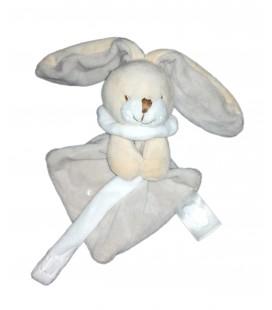 Doudou lapin beige etoile attache tetine Un Reve de Bebe CMP