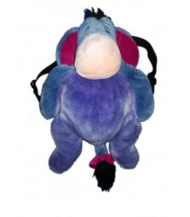 Peluche doudou Sac à dos Bourriquet Disney Store 45 cm
