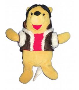 COLLECTOR Peluche Doudou Winnie Pilote Pilot Pooh 22 cm Disney Store