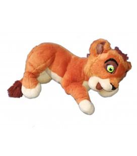 Peluche Range Pyjama Le Roi Lion Disney Kovu JEMINI 45 cm