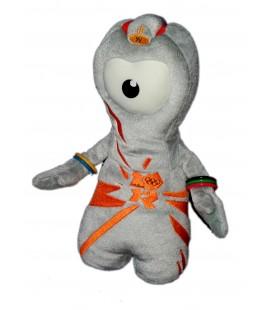 Doudou Peluche J.O. Jeux Olympiques London 2012 30 cm
