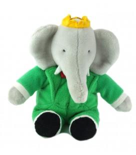 Peluche Doudou Elephant Babar Gund 26 cm