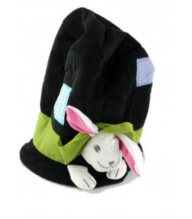Doudou peluche Chapeau Lapin Ikea Klappar Circus 25 cm