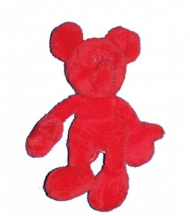Doudou Peluche Mickey Mouse and Friends rouge NICOTOY Simba 5879229