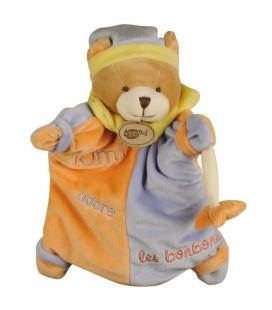 BABY NAT Doudou Marionnette Tomi Adore Les Bonbons
