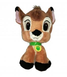 Peluche doudou BAMBI Disney Nicotoy Simba Pet Shop 28 cm 587/3969