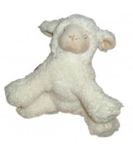 Doudou MOUTON agneau PEDIATRIL Avène eau Thermale Blanc