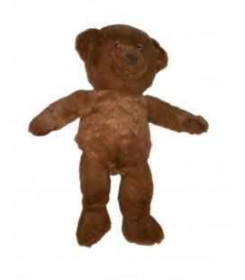 Peluche doudou ours marron brun IKEA Sagoskatt 34 cm