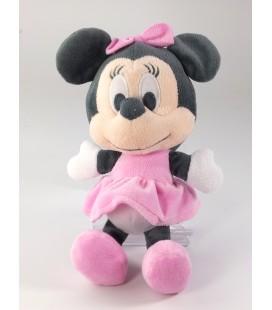 Peluche doudou Minnie 22 cm Disney Nicotoy 587/3109