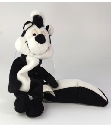 Pepe le putois Looney Tunes Peluche Doudou 26 cm