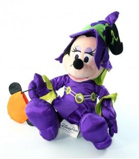 Peluche Minnie doudou Halloween 28 cm Disney Parks 28 cm