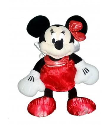 Peluche Minnie Disney Store 2012 Papillon 45 cm