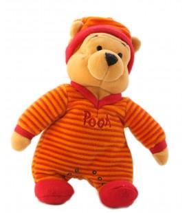 Collector Peluche doudou Winnie Pooh Romper barboteuse 24 cm Disney Store