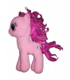 Peluche doudou Mon Petit Poney rose ballons 26 cm TY My Little Pony