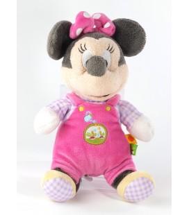 Peluche doudou Minnie Arrosoir radis 22 cm Disney Nicotoy 587/0253