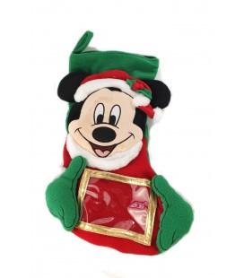 Chausette de Noel Mickey 40 cm Disneyland Disney Paris